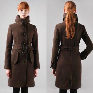 Soia & Kyo Joana Wool Belted Coat